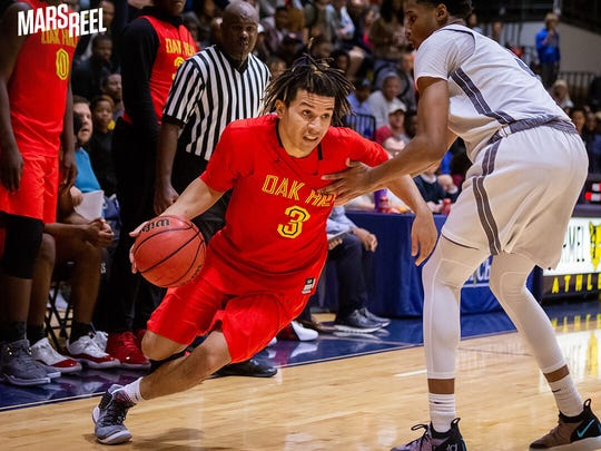 Cole Anthony: The life of a young star at Oak Hill
