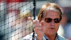 We asked for your thoughts on Tony La Russa entering