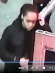 West Chester Police are  asking for the public's help in identifying a woman accompanying Twain Cleveland and Ernest Hill on Feb. 16 and Feb. 17.
