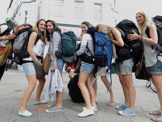 Travelling On A Shoestring - Backpackers Around The World