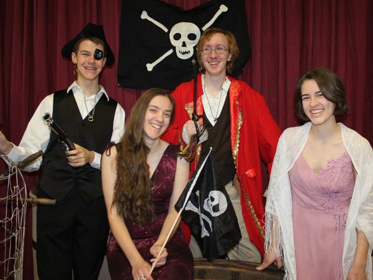 A Night in Neverland teen dance on Dec. 28 will feature