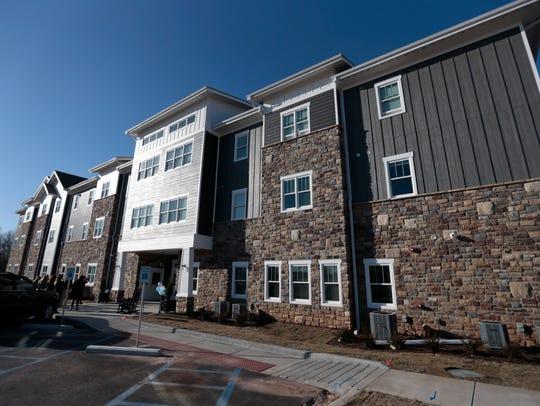 The Talia Apartments located at 2645 W. Delmar St.