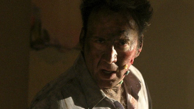 """Nicolas Cage stars in """"Mom and Dad."""""""