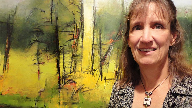 Cynthia Herron teaches art at Chemeketa Community College.