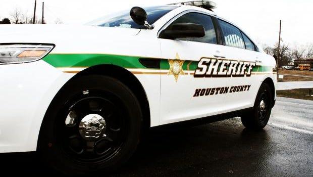 A Houston County Sheriff's Office patrol car.