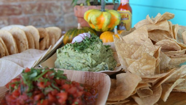 Taco Project in Tarrytown is now open.