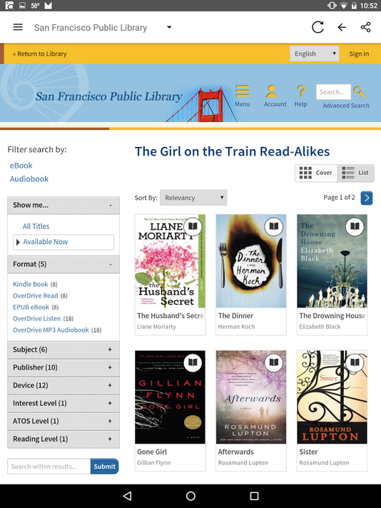 How to get free books, music, movies on your phone, tablet
