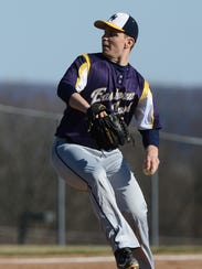 Brandon Knarr has been one of the most dominating pitchers