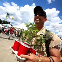 Cannabis Cup in Michigan a weekend of sights and smells — mostly smells