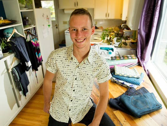 From a transgender designer, clothing that fits you