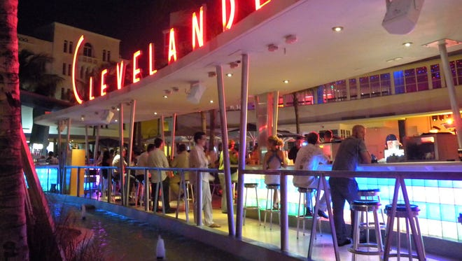 Clevelander Hotel: Built in 1938, the Clevelander has been a South Beach landmark for more than 70 years, known as much for its come-one, come-all parties as for its official duties as a hotel. Many consider a stay, or at least a stop at the patio bar, to be one of the quintessential SoBe experiences.