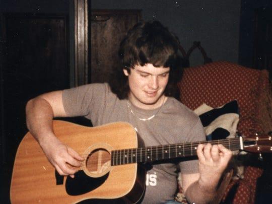 Craig Wood taught himself to play guitar at age 11.