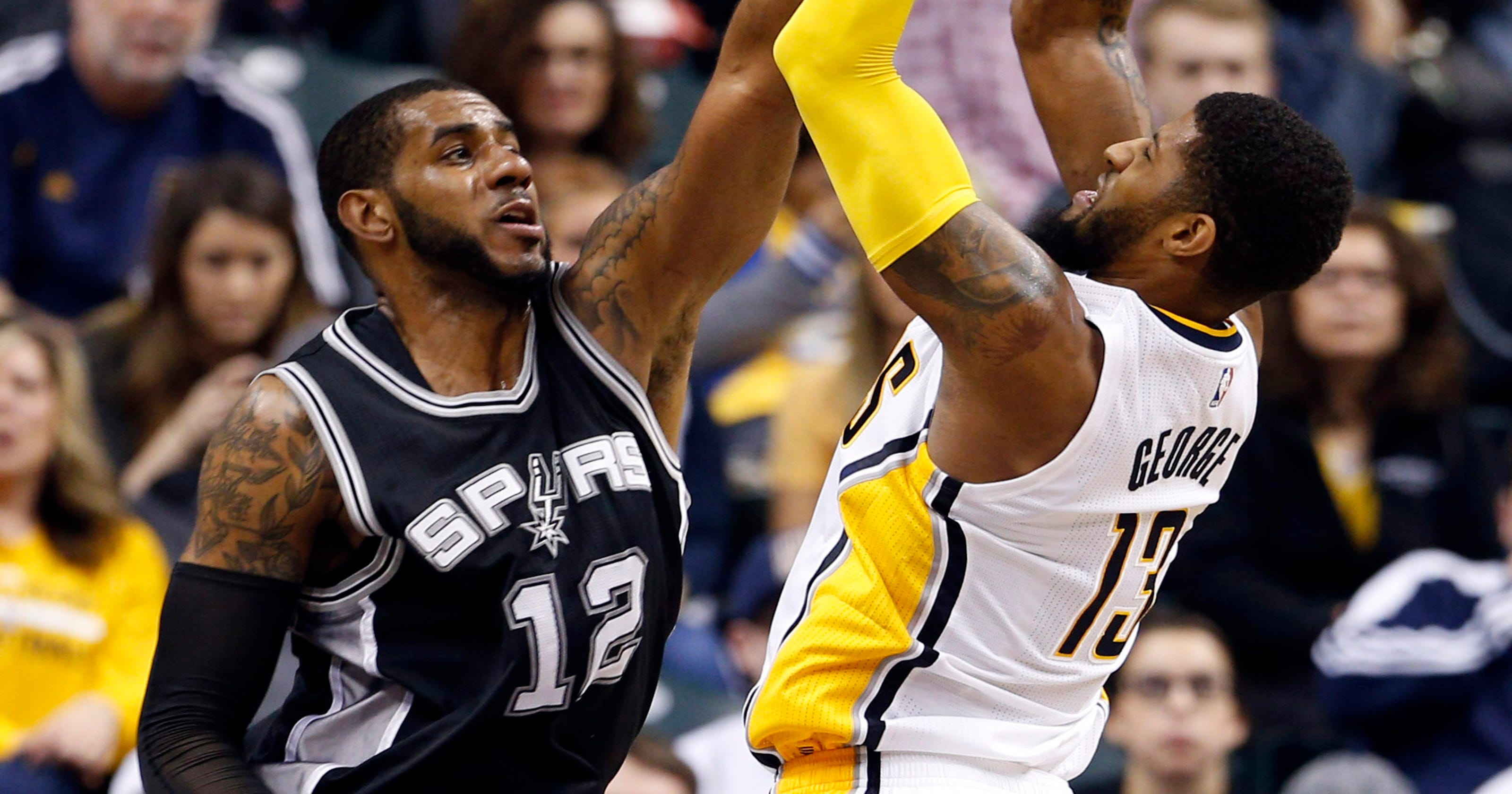 016388ea9 San Antonio Spurs  LaMarcus Aldridge has a history of heart-related issues