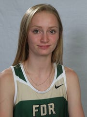 FDR's Sarah Trainor girls track athlete of the year,