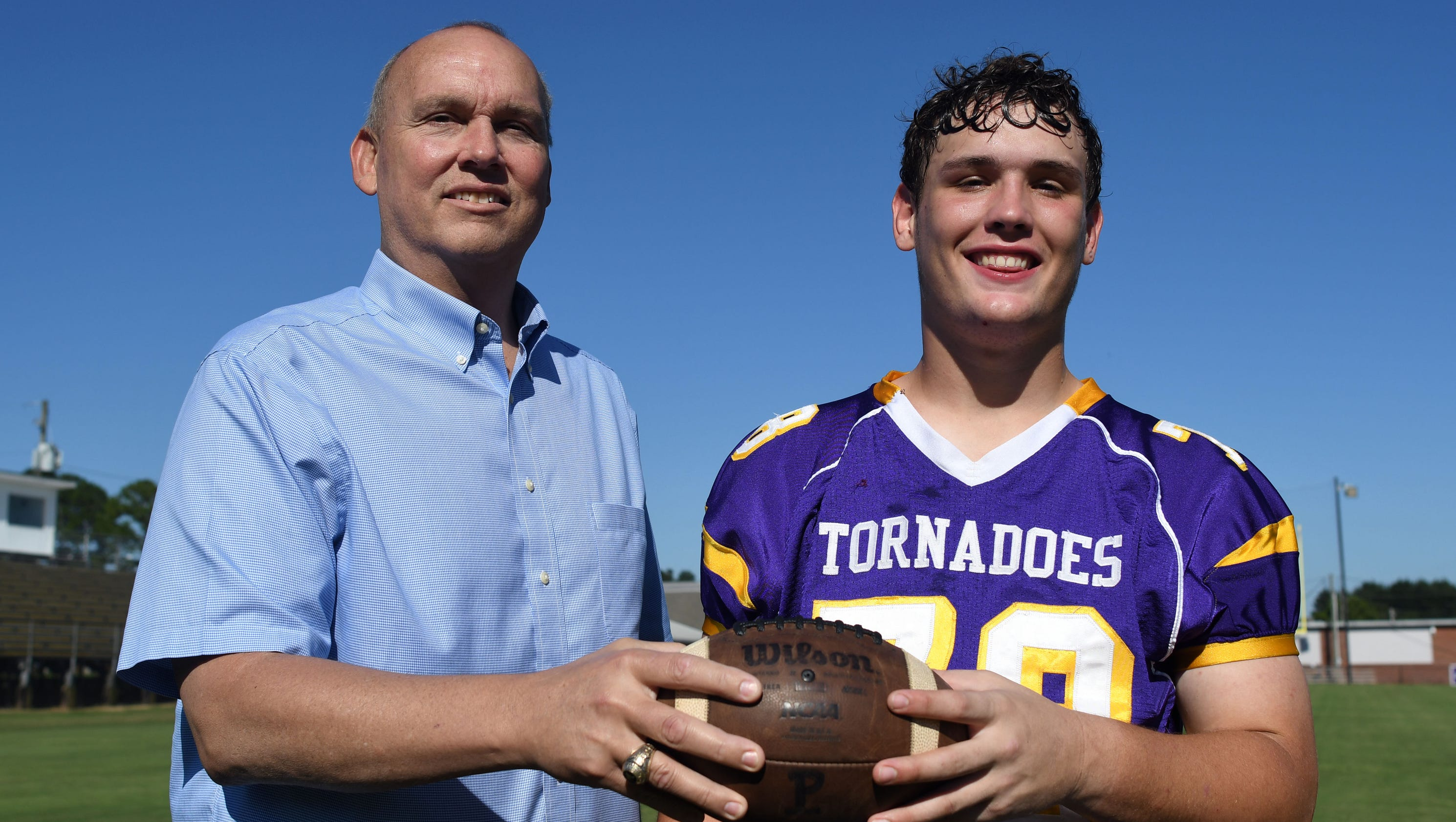 Purvis Matthew Ryals helped father former USM star over e cancer