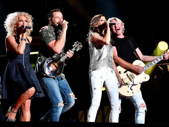 Little Big Town is a nominee for the 2018 ACM Awards.