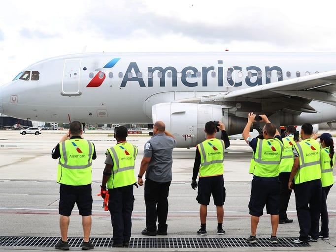 American Airline Begins Regular Cuba Service