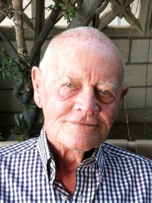 Samm Coombs, retired adman, publisher, author living in Palm Desert.