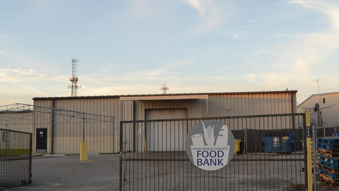 The Palm Beach County Food Bank's warehouse in Lantana was closed in late January after a state inspector found a rat infestation. The facility since has reopened.