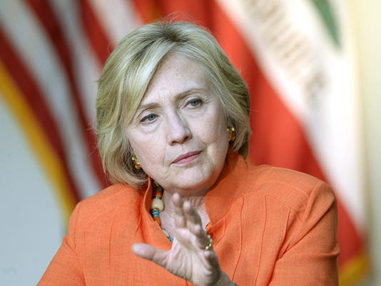 Hillary Clinton Discusses Long-Term Care For Elderly And Disabled At LA Union Event