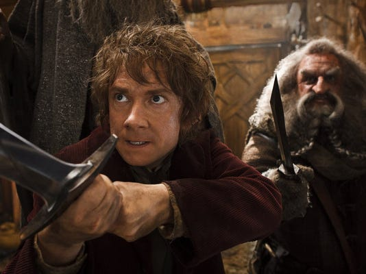James Franco General Hospital >> New on streaming: 'Hobbit: Desolation of Smaug'