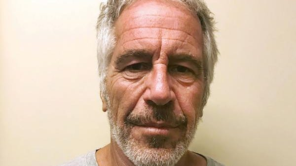 """FILE - This March 28, 2017, file photo, provided by the New York State Sex Offender Registry shows Jeffrey Epstein. A Justice Department report has found former Labor Secretary Alex Acosta exercised """"poor judgment"""" in handling an investigation into wealthy financier Jeffrey Epstein when he was a top federal prosecutor in Florida. The report was obtained by The Associated Press and is a culmination of an investigation by the Justice Department's Office of Professional Responsibility over Acosta's handling of a secret plea deal with Epstein, who had been accused of sexually abusing dozens of underage girls."""