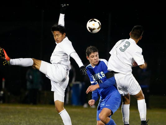 INDIAN RIVER 1, ST. GEORGES 0 (2OT)