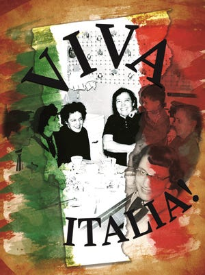 Viva Italia! Exploring Your Roots memoir  is sponsored by the Vermont Italian Cultural Association.