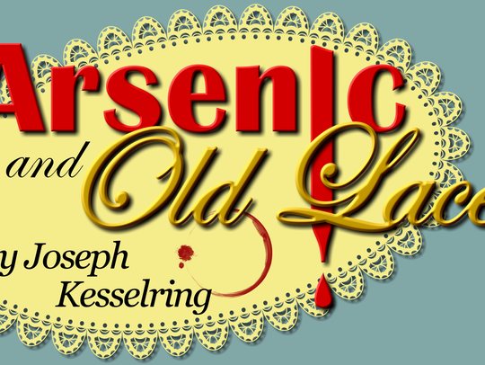 'Arsenic and Old Lace' logo
