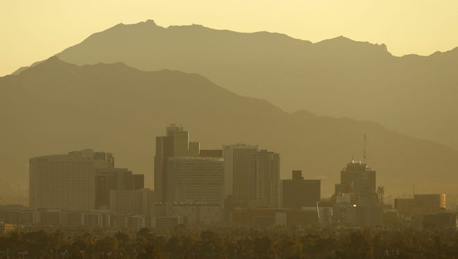 A High Pollution Advisory for Maricopa County goes into effect on Wednesday.