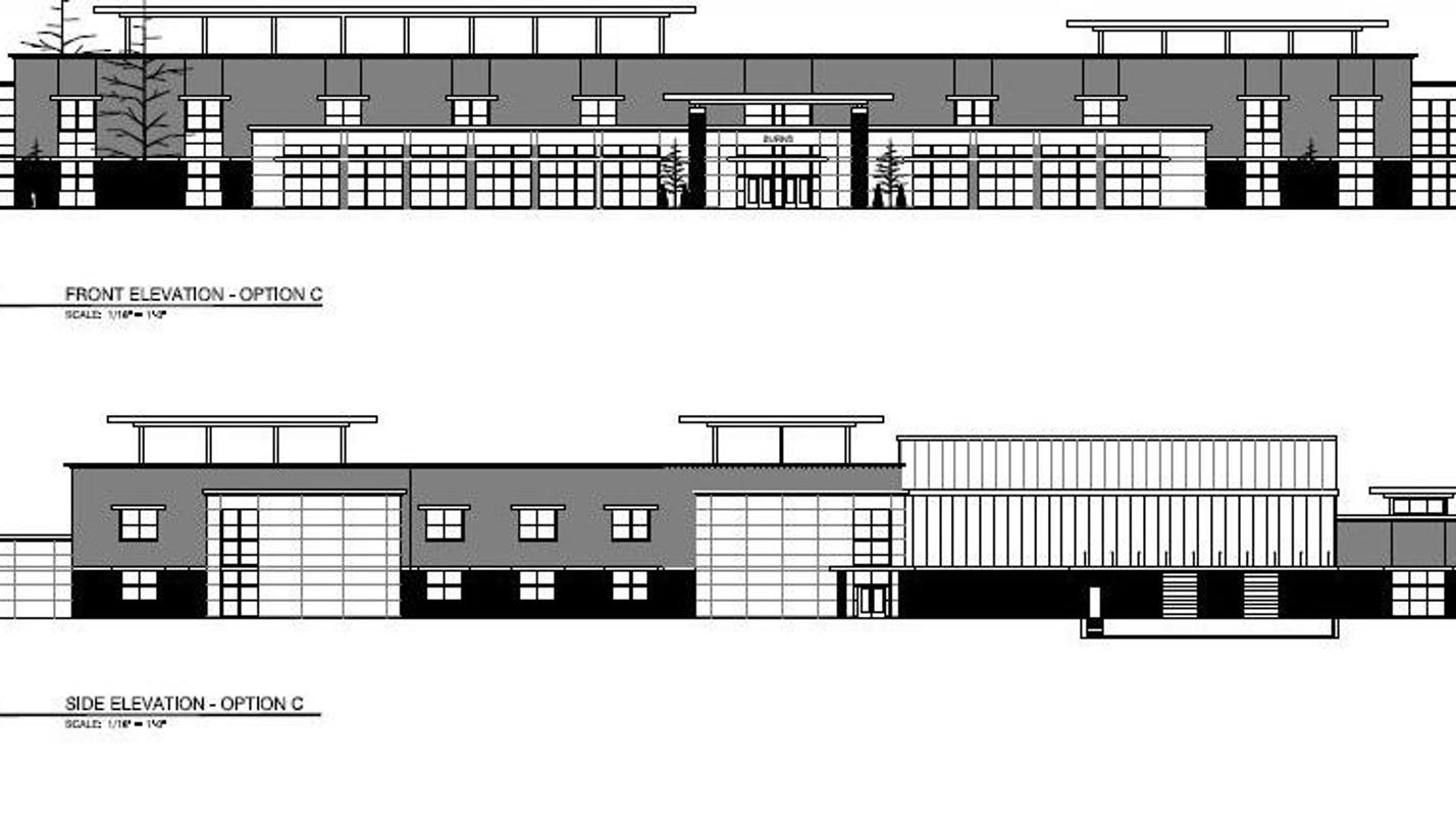 Project manager update: Burns middle, elementary schools