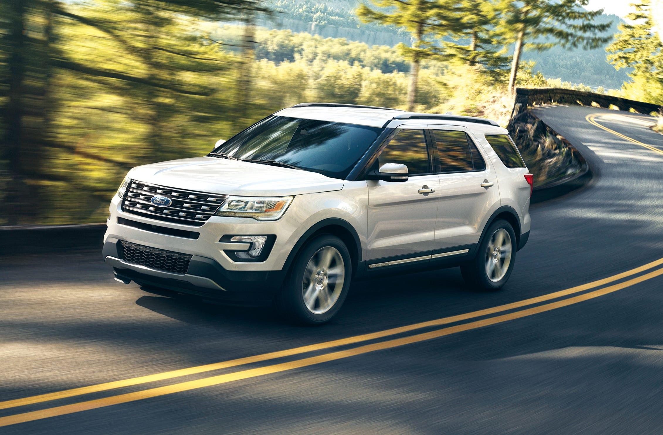 & Ford offers free repairs to address Explorer exhaust gas concerns markmcfarlin.com