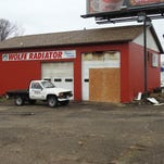 Friday night fire damages local business