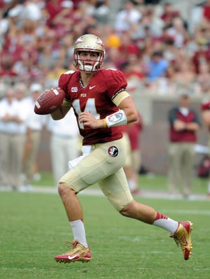 Most fans, pundits assume that Jacob Coker, the Florida State transfer, will be Alabama's replacement for AJ McCarron.