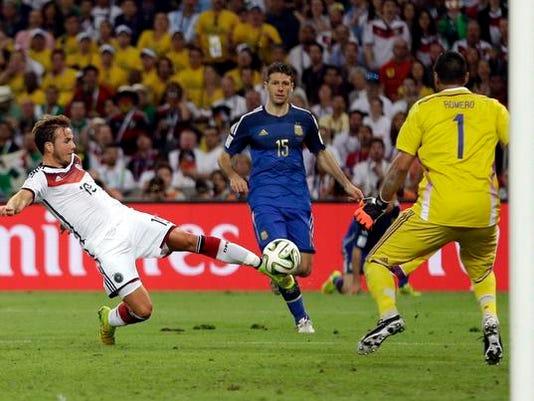 2014 World Cup final