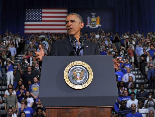 Obama Buffalo Speech