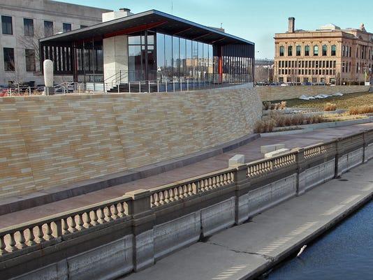 riverwalk hub