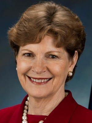 Sen. Jeanne Shaheen, D-New Hampshire