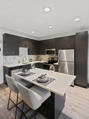 Quincy residents enjoy kitchens with quartz counters,