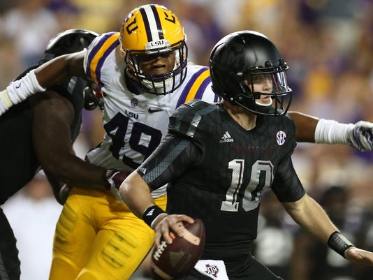 Texas A&M v LSU