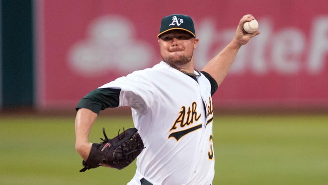 Jon Lester's deal will pay him the third-highest annual average salary.