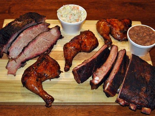 Fire Meats Wood's Meat Spread.