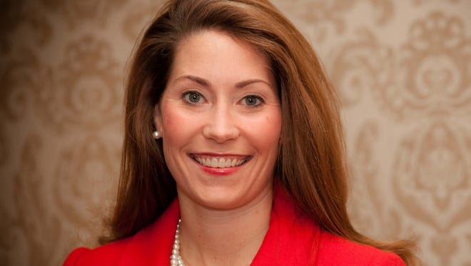 Alison Lundergan Grimes, Kentucky's secretary of state, came to Florence Sept. 20 to kick off a statewide food drive competition,The Commonwealth of Kentucky Bowl. Grimes charged everyone in the state to take part in the mission to end hunger.