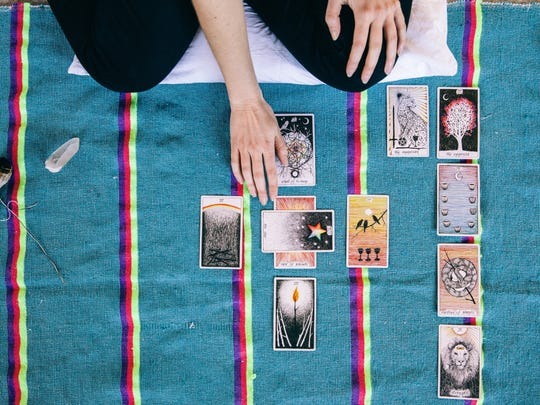 Audrey Alison will be conducting Tarot readings at Ace Hotel & Swim Club every Monday