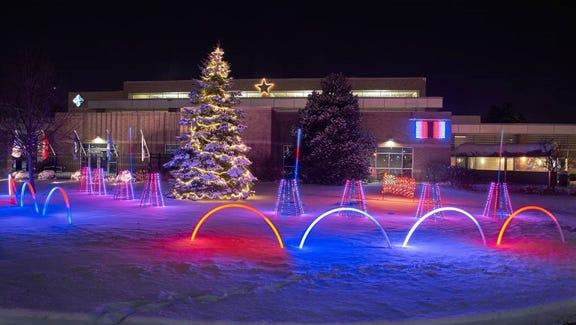 HFM celebrated its 30th annual Love Light Tree Celebration on December 7.