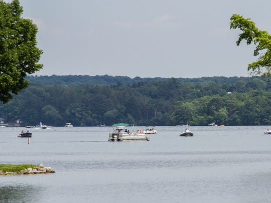 A man was found dead on the shoreline of his Okauchee Lake property on July 9. The Waukesha County Sheriff's Department suspected it was a natural death.