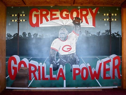 Gregory football