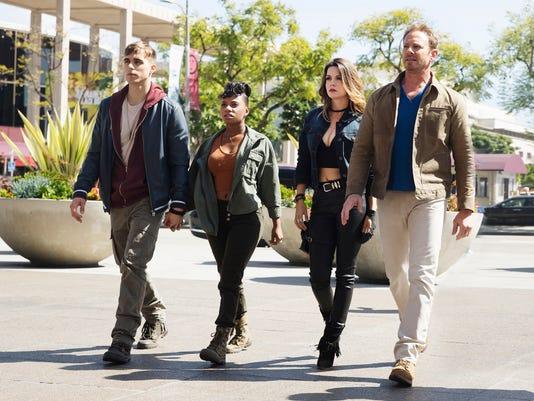 Sharknado: The 4th Awakens - Season 2016