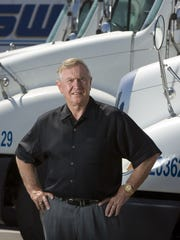 Jerry Moyes, the retired chairman and CEO of Swift