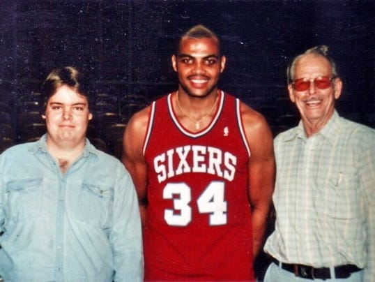 Charles Barkley ... no, not that one ... on NBA Finals ...
